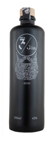 Oels 3 Gin - 0,5L 42% vol