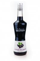 Monin Creme de Cassis de Dijon - 0,7L 16% vol