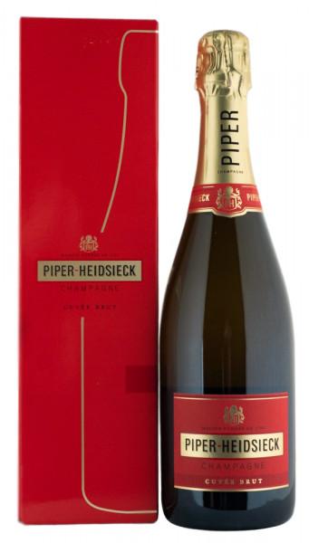 Piper-Heidsieck Brut Champagner - 0,75L 12% vol