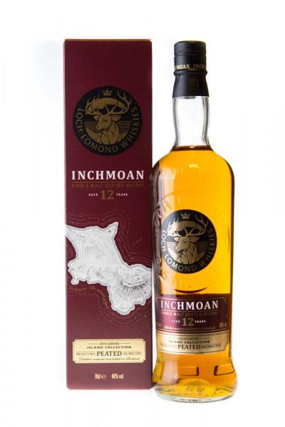 Inchmoan 12 Jahre Loch Lomond Single Malt Scotch Whisky - 0,7L 46% vol
