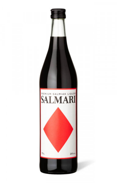 Salmari Salmiak Lakritzlikör - 0,7L 25% vol