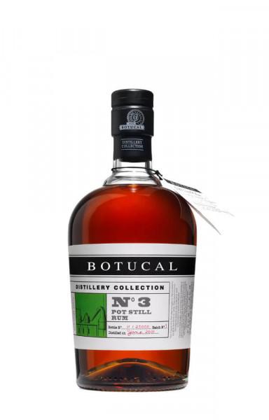 Botucal Distillery Collection No. 3 Batch Pot Still Rum - 0,7L 47% vol