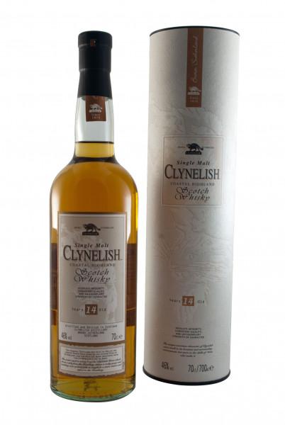 Clynelish 14 YO, Scotch Single Malt Whisky - 46% vol - (0,7L)