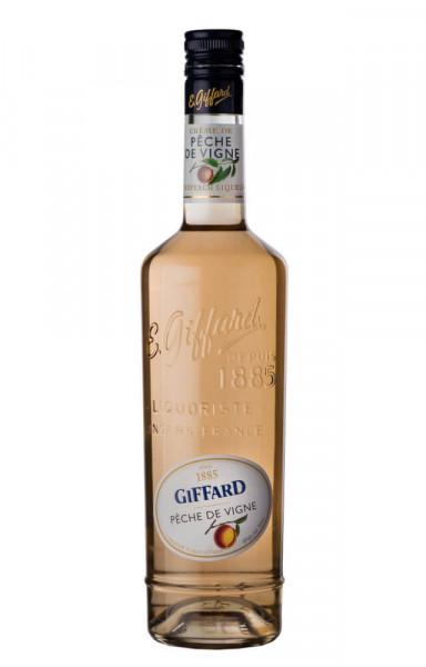 Giffard Crème de Pêche de Vigne Weinbergpfirsich Likör - 0,7L 16% vol