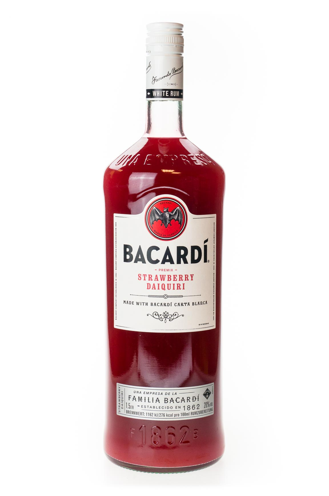 Bacardi Daiquiri Premix Strawberry kaufen ab 27,32 EUR im ...