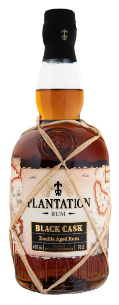 Plantation Black Cask No. 4 - 0,7L 40% vol