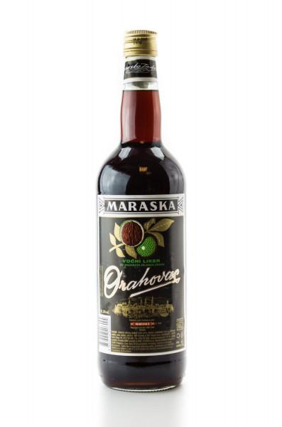 Maraska Orahovac Walnusslikör - 1 Liter 28% vol