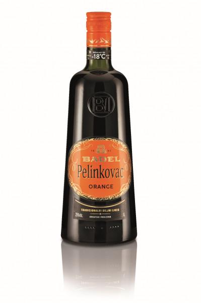 Badel Pelinkovac Orange Likör - 1 Liter 25% vol