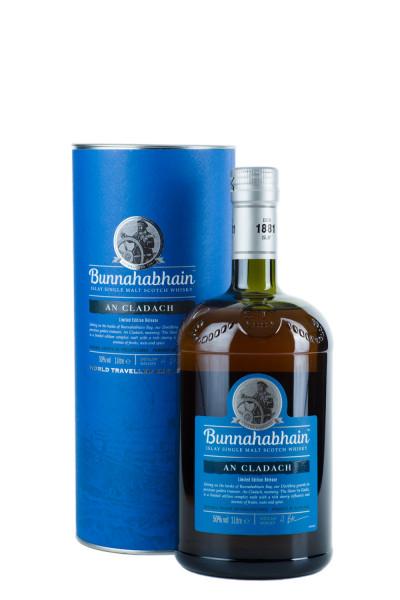 Bunnahabhain An Cladach Single Malt Scotch Whisky - 1 Liter 50% vol