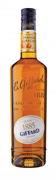 Giffard Orange Curacao Likör - 0,7L 25% vol
