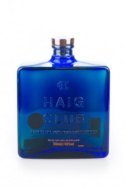 Haig Club Single Grain Scotch Whisky - 0,7L 40% vol