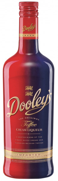 Dooleys Toffee Cream Liqueur - 1 Liter 17% vol