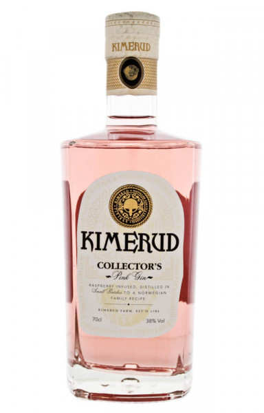 Kimerud Collector's Pink Gin - 0,7L 38% vol