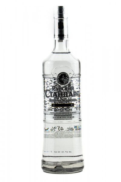 Russian Standard Platinum Vodka - 1 Liter 40% vol