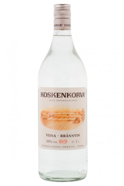 Koskenkorva Vodka Viina - 1 Liter 38% vol