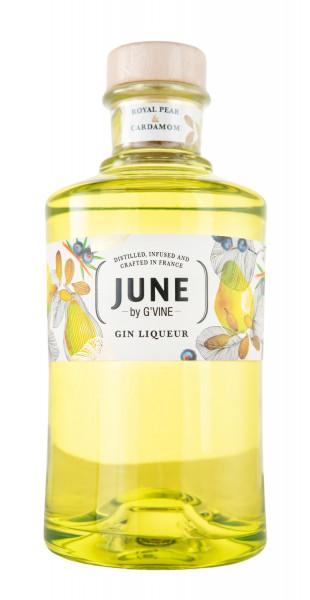 June by G-Vine Royal Pear & Cardamom Gin Liqueur - 0,7L 30% vol