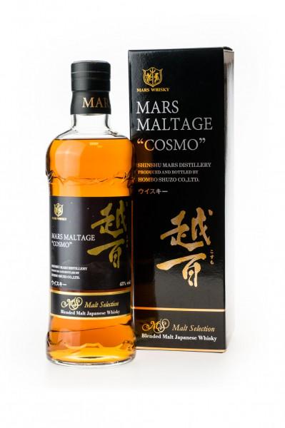 Mars Maltage Cosmo Whisky - 0,7L 43% vol