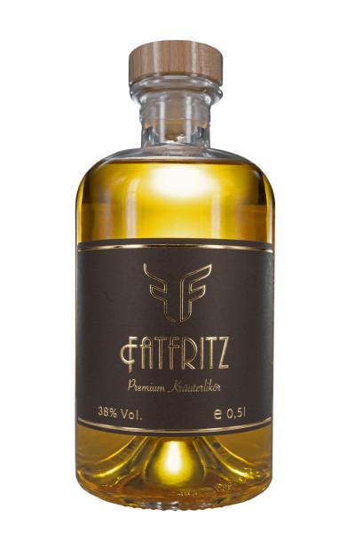 FatFritz Premium Kräuterlikör - 0,5L 38% vol
