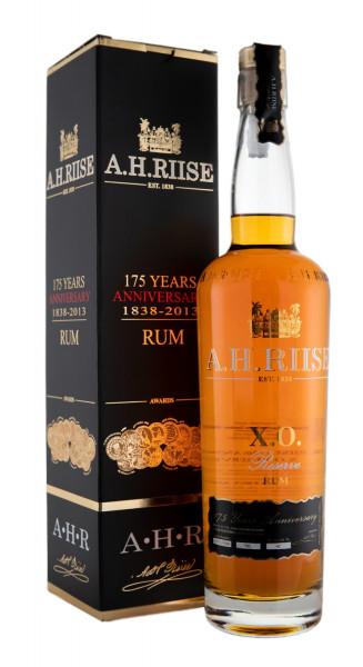 A.H. Riise X.O. Reserve Rum 175 Anniversary - 0,7L 42% vol