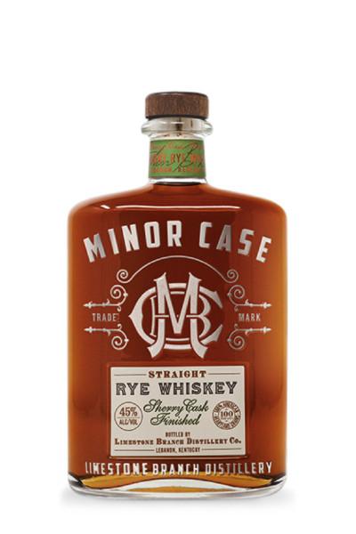Minor Case Straight Rye Whiskey Sherry Cask Finished - 0,7L 45% vol