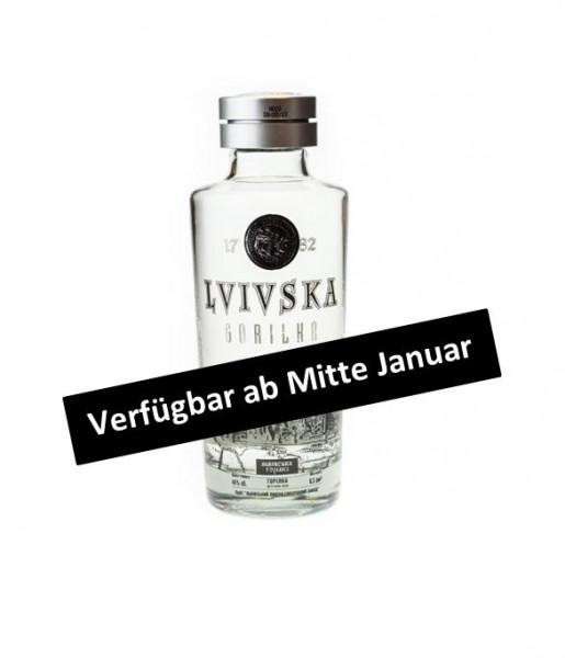 Lvivska Vodka - 0,5L 40% vol