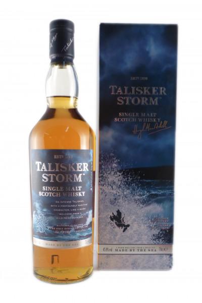 Talisker Storm Scotch Whisky - 45,8% vol - (0,7L)