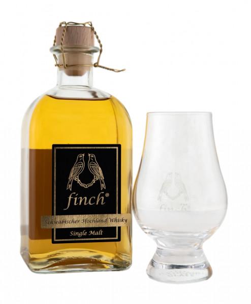 Finch Single Malt Sherry Schwäbischer Hochland Whisky - 0,5L 42% vol