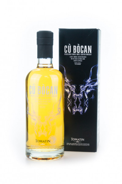 Tomatin Cu Bocan Highland Single Malt Scotch Whisky - 0,7L 46% vol