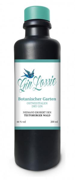 Gin Lossie Ostwestfalen Dry Gin Botanischer Garten - 0,2L 44% vol