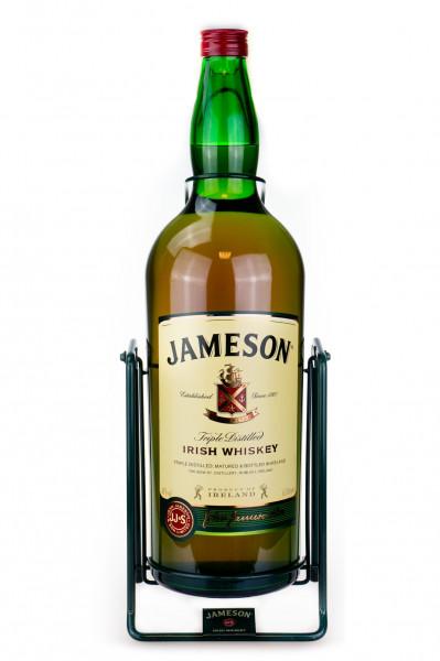 Jameson Irish Whiskey - 4,5L 40% vol