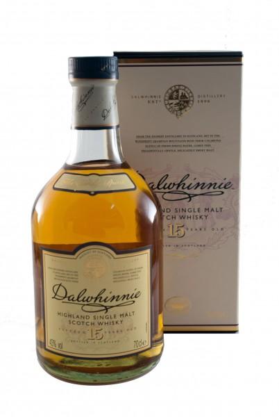 Dalwhinnie 15 Years, Scotch Single